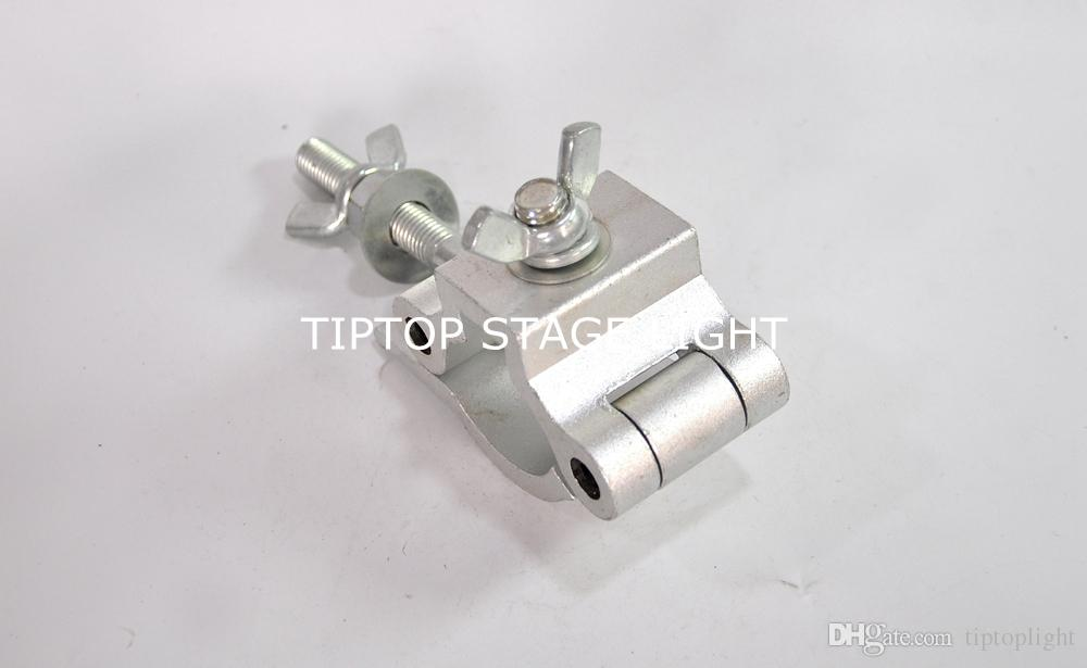 22A 80kg En Aluminium 50mm Lourds Scène D'éclairage Barre De Barre Pince LED PAR Bidons pour 35-48mm Tuyaux Disco Truss