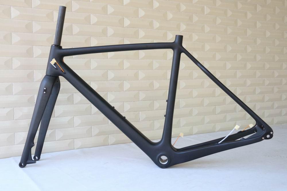 Großhandel Oem Produkte, Fm285 Cyclo Cross Carbon Rahmen, Durch ...