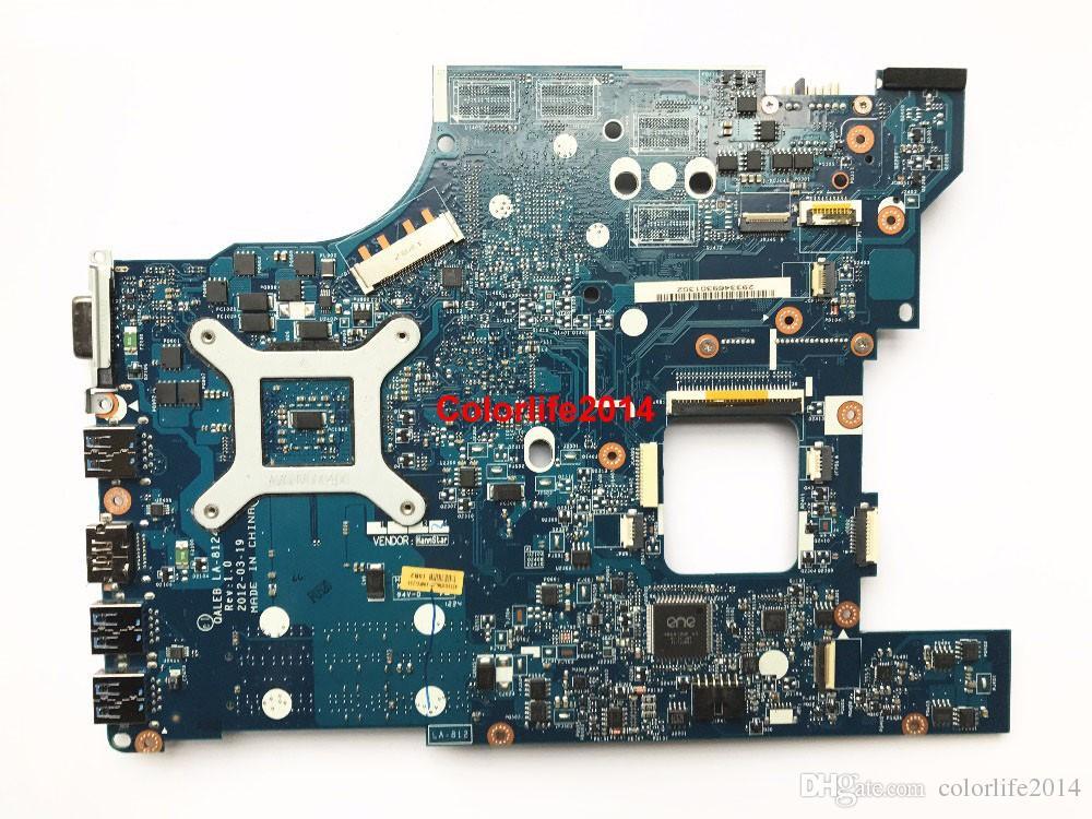 Lenovo ThinkPad E535 için 04W4017 QALEB LA-8124P Soket FS1 DDR3 Laptop Anakart Anakart Mükemmel çalışma