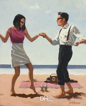 Jack Vettriano - Page 2 Jack-vettriano-039-s-oil-paintings-for-dining