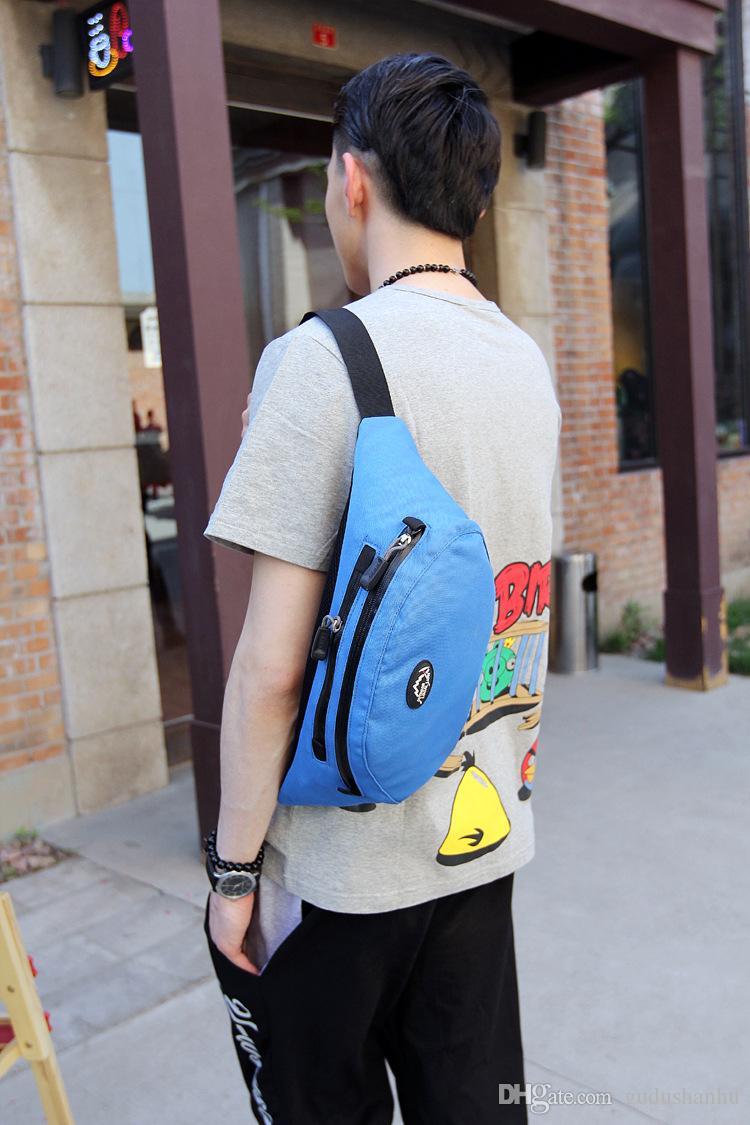 Outdoor Multifunction Waterproof Fanny Pack Belt Bag Hiking Climbing Outdoor Bumbag Waist Packs