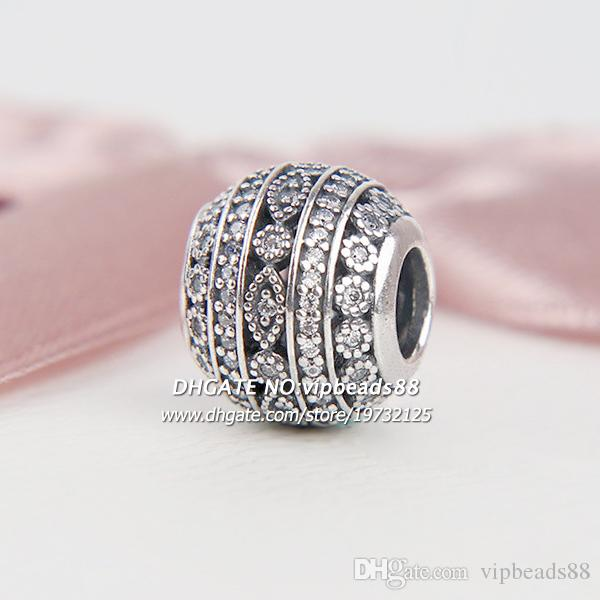 2017 новая мода ювелирные изделия блеск графика подвески бусины 925 стерлингового серебра бусины ювелирные изделия для женская мода DIY браслет