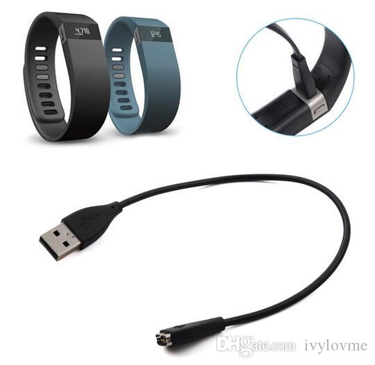 27cm USB Charger Charging Cable For Fitbit Charge HR Smart Wristband Replacement for lost or damaged cables