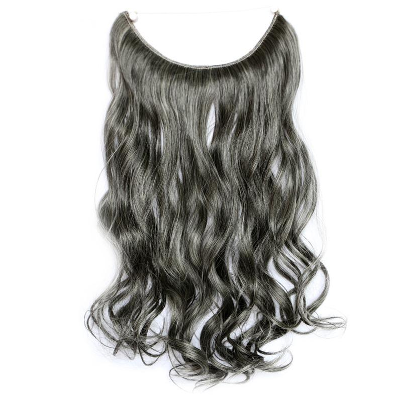 Wholesale-Ms.Fashion Curly/wavy Hide Wire Flip in Hair Extensions ...