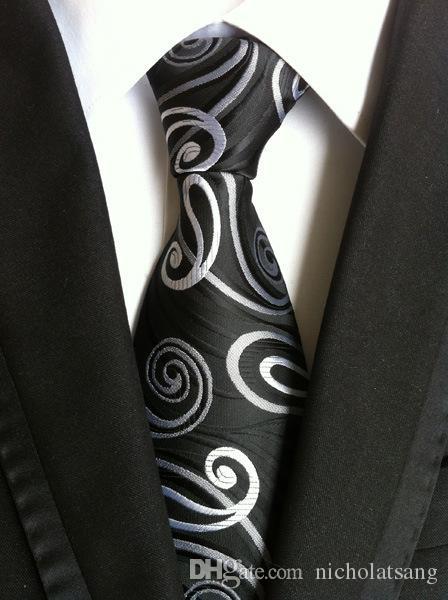 8 스타일 2016 유행 남성용 폴리 에스테르 남성 넥타이 망 넥타이 꽃 Gravata for Mens 비즈니스 Vestidos 남성 넥타이 신랑 Paisley Men Neck Ties