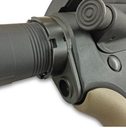 AR 15 QD سريعة فصل نهاية لوحة بندقية بندقية حبال دوارة حبال يعمل مع 15/4. 223
