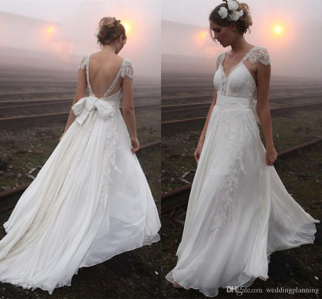 Outdoor A-Line Wedding Dresses Long Floor Legnth Lady Party Gowns Formal Maxi Celebrity Wear Hot Sale Wedding Dress