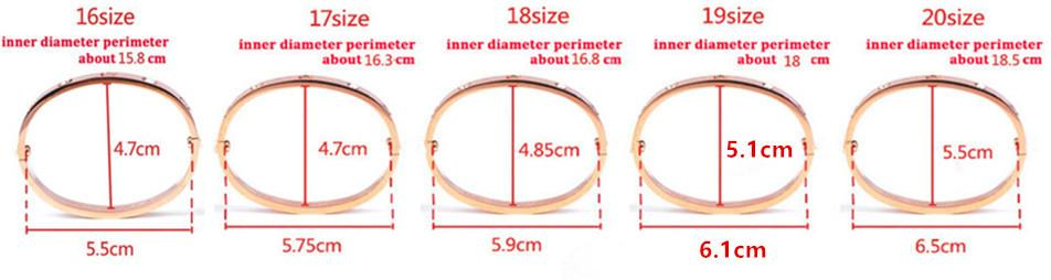 NEW STYLE love bracelet 316L titanium steel screw bangle with screwdriver for lover couple with original box