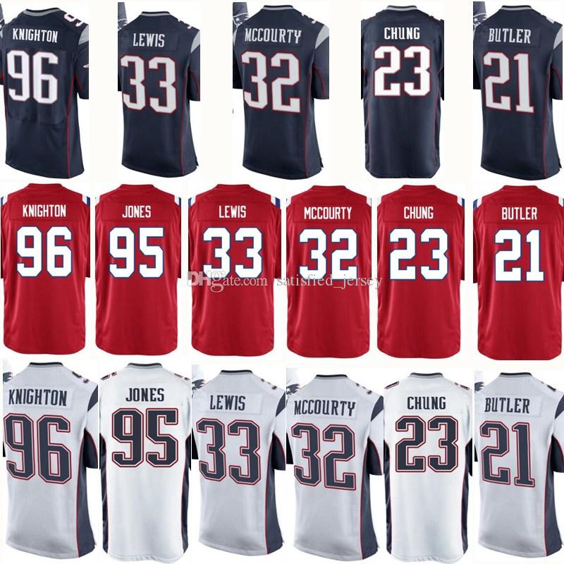 official photos ddb3f de5df low cost devin mccourty 32 jersey road 269a7 d925b