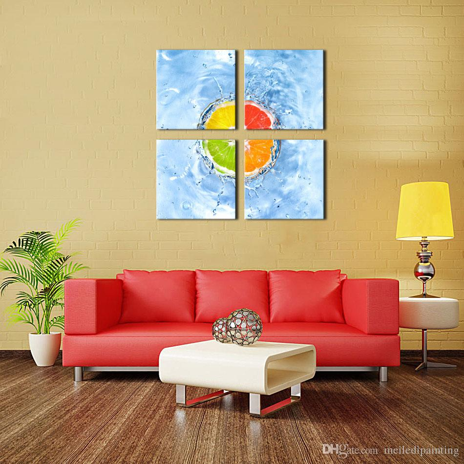 Shop Paintings Online, Home Art The Oranges Wall Art Painting For ...