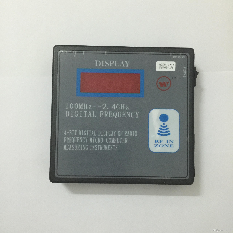 7d1afca83 Compre Carcode 100mhz 1000mhz Lector De Frecuencia De Control Remoto 100MHz  1GHz Medidor De Frecuencia Para El Coche Garaje Abre Control Remoto A  $30.16 Del ...