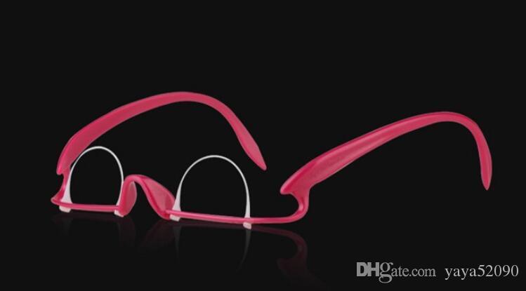 Yeni cosplay oyuncak gözler moda Çift gözkapağı gözlük egzersiz artefakt şekillendirme cihazı Çift kat Gözkapağı Eğitmen Gözlük Görünmez Elyaf