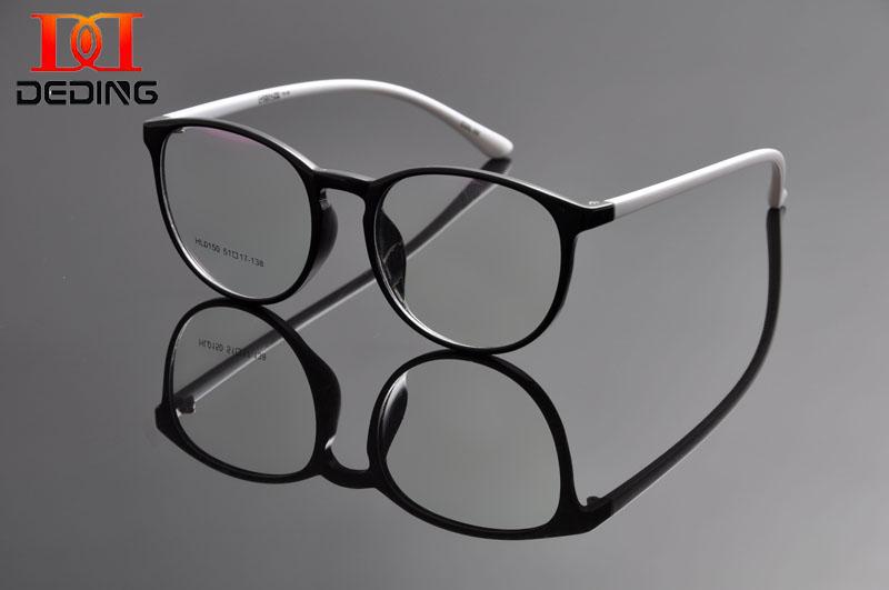 1b8367181b 2019 Wholesale DEDING New Fashion Glasses Men Eyeglasses Frame Women Eye  Glasses Vintage Round Eyewear Frames Stylish Spectacles Frames DD1060 From  ...