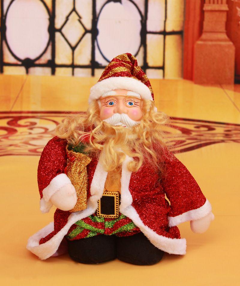 Fashion Paradise Christmas Snowman Doll Christmas Ornaments