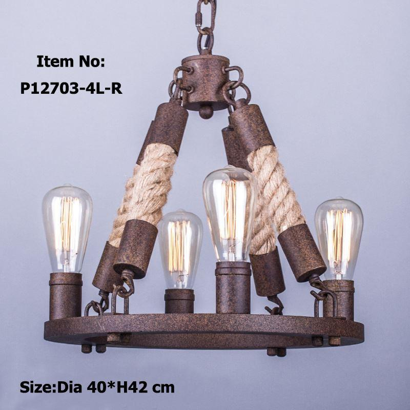 Retro antique rope chandeliers large american style chandelier lamp retro antique rope chandeliers large american style chandelier lamp for diningliving room bar restoration hardware lighting led chandelier vintage aloadofball