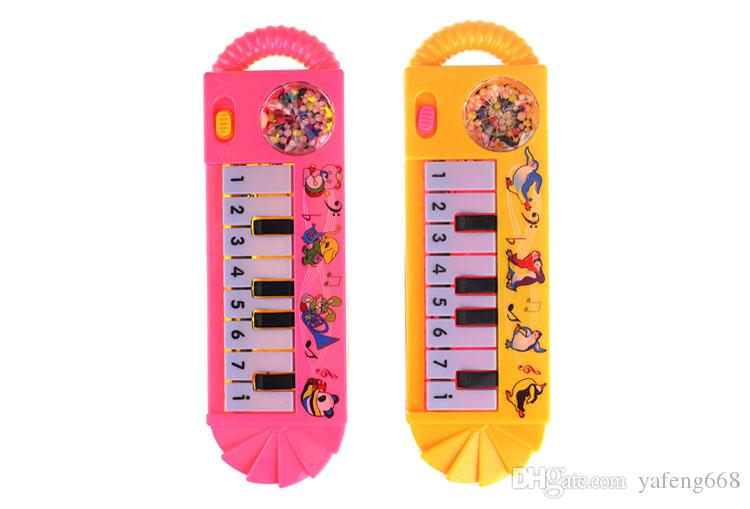 Children's toys multifunction keyboard piano baby educational early childhood music piano baby toy piano small portable