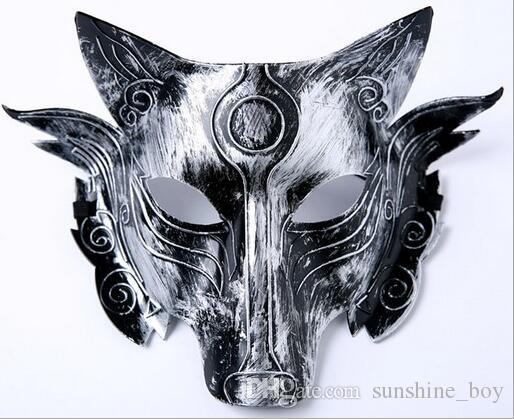 Werewolf kill Mask terror Funny Full face Wolf Head Mask Masquerade Costume Halloween Party Masks Creepy Animal Mask For Adult Cosplay Prop