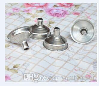 Imbuto fiaschetta in acciaio inox Imbuto da / Mini imbuto speciale in acciaio inox di piccola moda creativa
