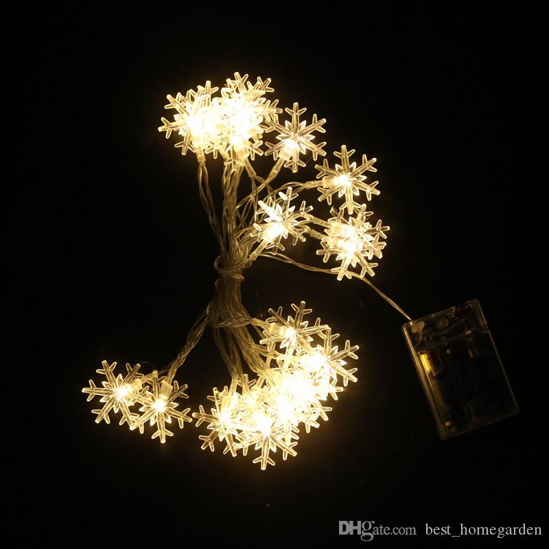 Hot 3M 20 6m 40leds AA Battery Operated Led String Mini LED Copper Wire String Fairy Light Christmas Xmas Home Party Decoration Multicolor
