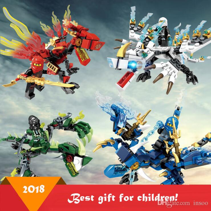 Großhandel Phantom Ninja Blöcke Spielzeug Für Kind ...