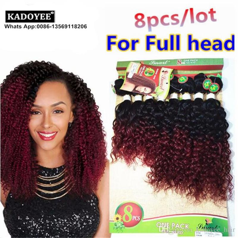 Jerry Curly High Quality 100 Human Hair Extension Kinky Curly No