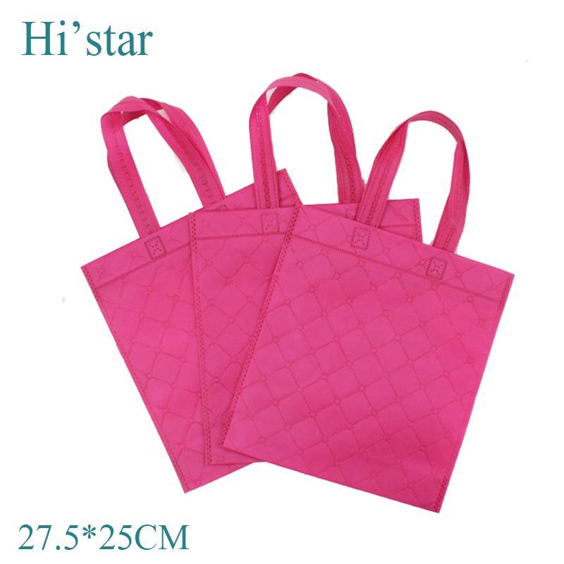 27 5 25cm webshop reusable shopping bag eco foldable fabric non woven bag accept custom print logo reusable shopping bag non woven bag accept custom print
