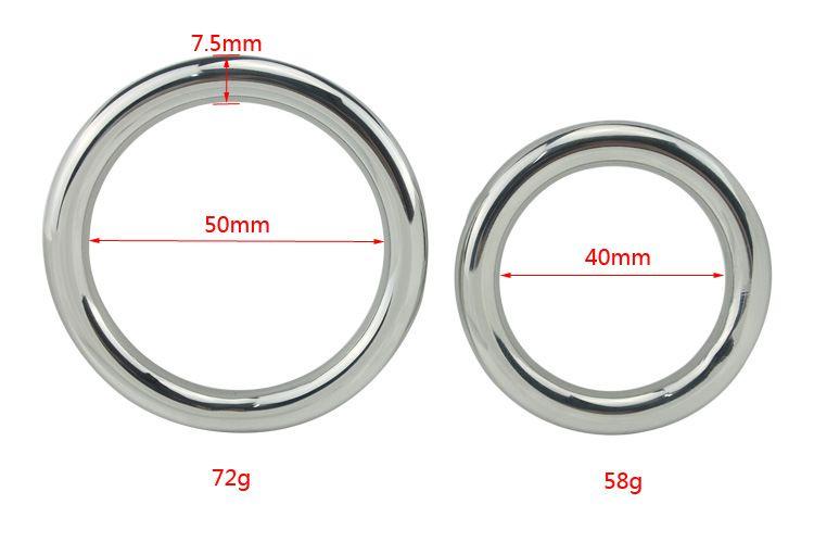 gummi penis ring
