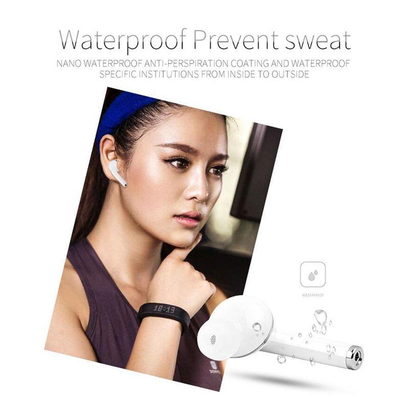V1 мини беспроводная стерео Bluetooth-гарнитура наушники Handsfree с микрофоном наушники для iPhone 6 7 Samsung S7 S8 S6 Xiaomi Bluetooth