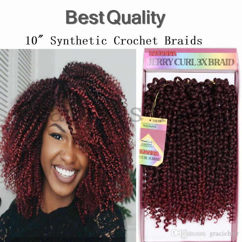 2019 Best Quality Short Curly Synthetic Ombre Hair ... - photo #47