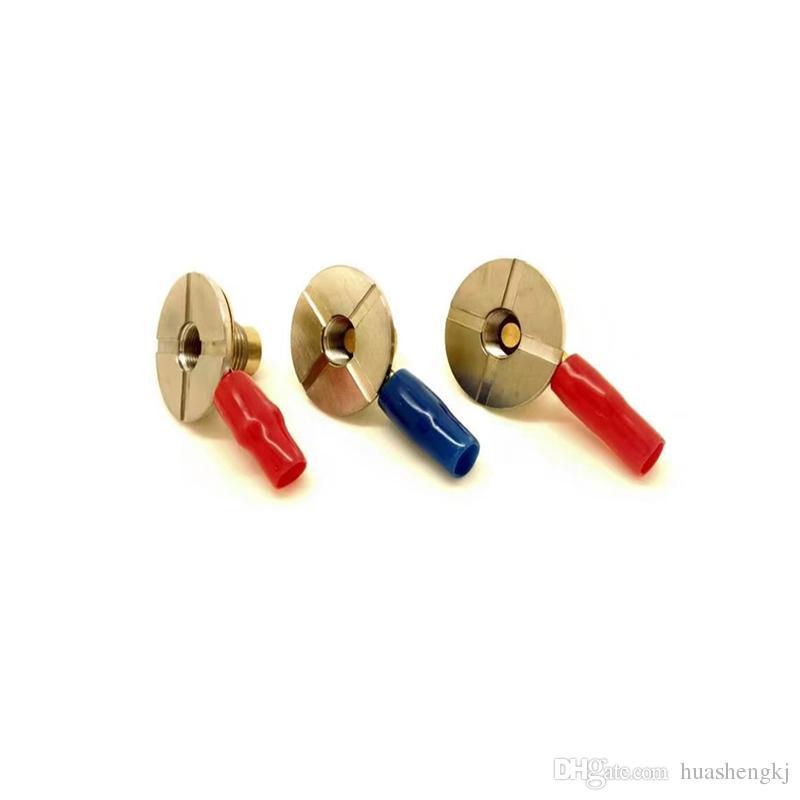 VAPE Mod Box DIY-Anschluss Gefederte 510 Stecker verbinden Gebrauchten jeden Zerstäuber und 510 Batterie neuen Stil für DIY mod hohe Qualität sehr heiß