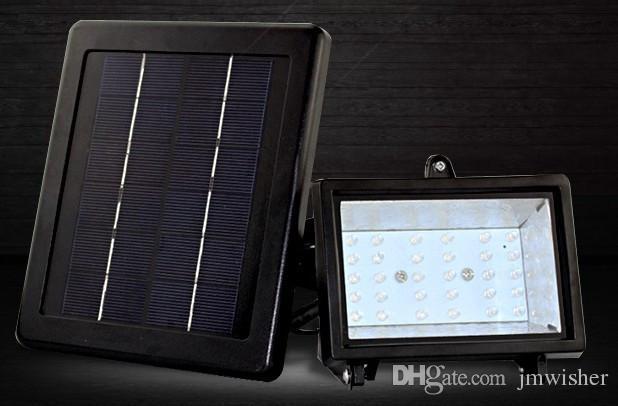 Acquista sistema di illuminazione solare con 3w pannello solare cavo