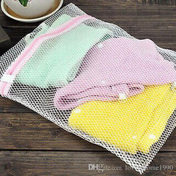 Underwear Clothes Aid Bra Socks Laundry Washing Machine Net Mesh Bag