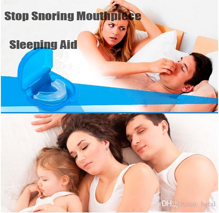 Anti Snore Kit Mouthpiece Stop Snoring Solution Device Better Sleep Harmony Life Anti Snore Mouth Tray Set