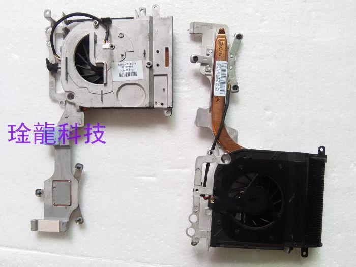 NUEVO refrigerador para el disipador térmico de refrigeración de la CPU HP DV9000 DV9200 DV9300 DV9500 DV9800 con ventilador 434678-001