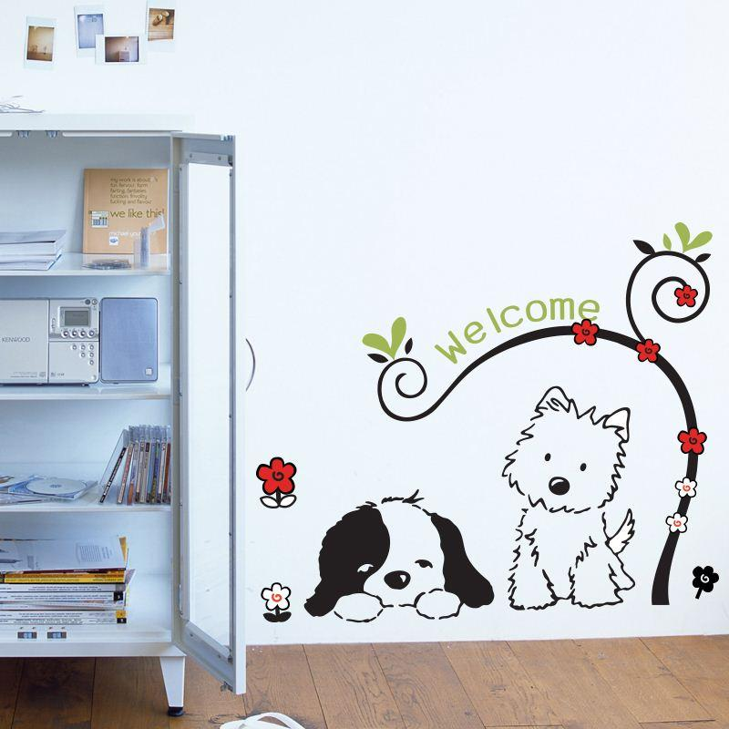 Welcome Wall Decal Sticker Home Decor Diy Removable Art Vinyl Mural ...