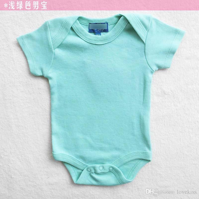 Baby One Piece Romper Ropa para niños Ropa para niños 2016 Niños Niñas Mono Mamelucos Baby Onesies Newborn Romper Baby Dress Lovekiss C25907