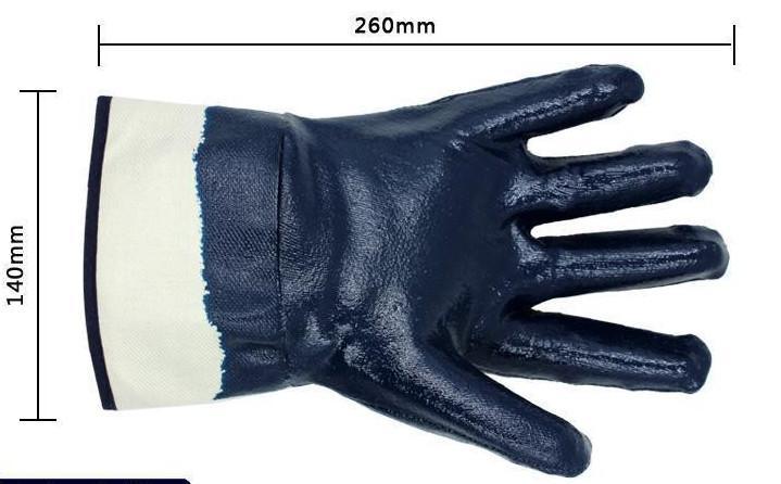 تعمل القفازات الواقية للماء المضاد للزيت السلامة العمل الأمن الوقائي العمال اللحام Moto Glove Out225