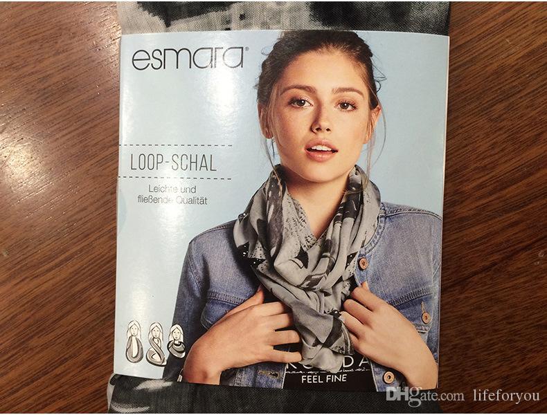Hot Wholesale Scarf Kerchief Scarves women ladies top grade fashion Infinity Scarf muffler long voile Bandanna Wrap Shawls