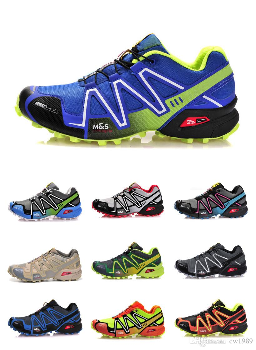 Cross 3 Cs Mens Cross Country Running Shoes Trainers Shoes