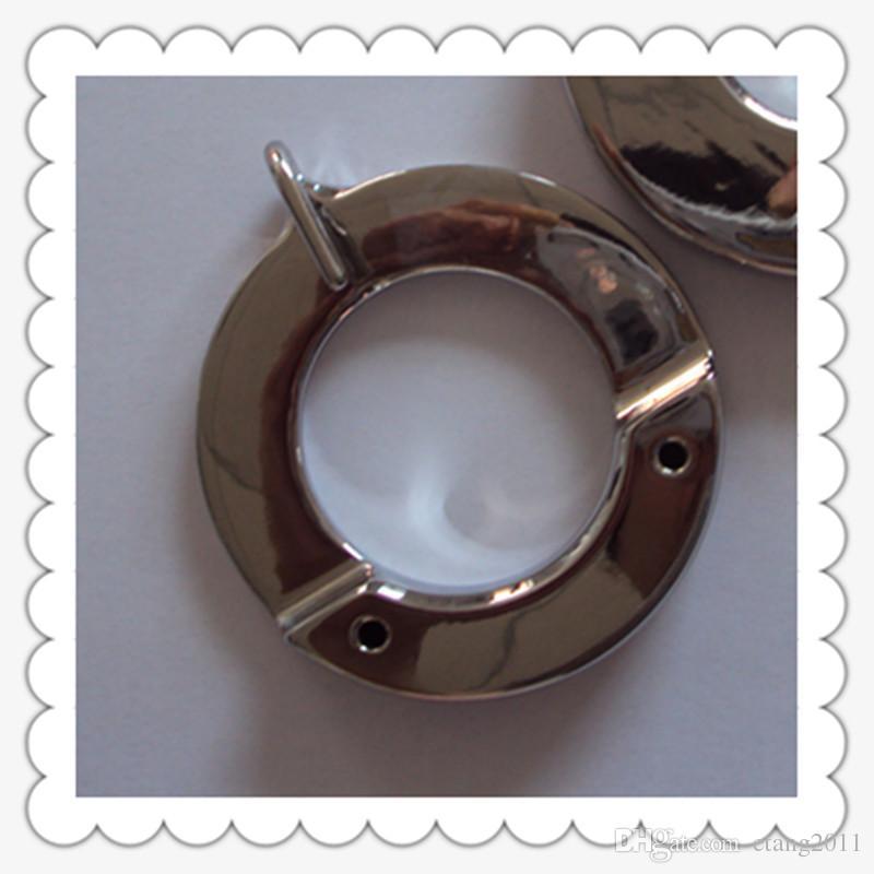2016 Dernière conception En Acier Inoxydable Mâle bondage dispositifs Sex Toys Pour Hommes Chastity Ceinture Pénis Anneaux bdsm sm