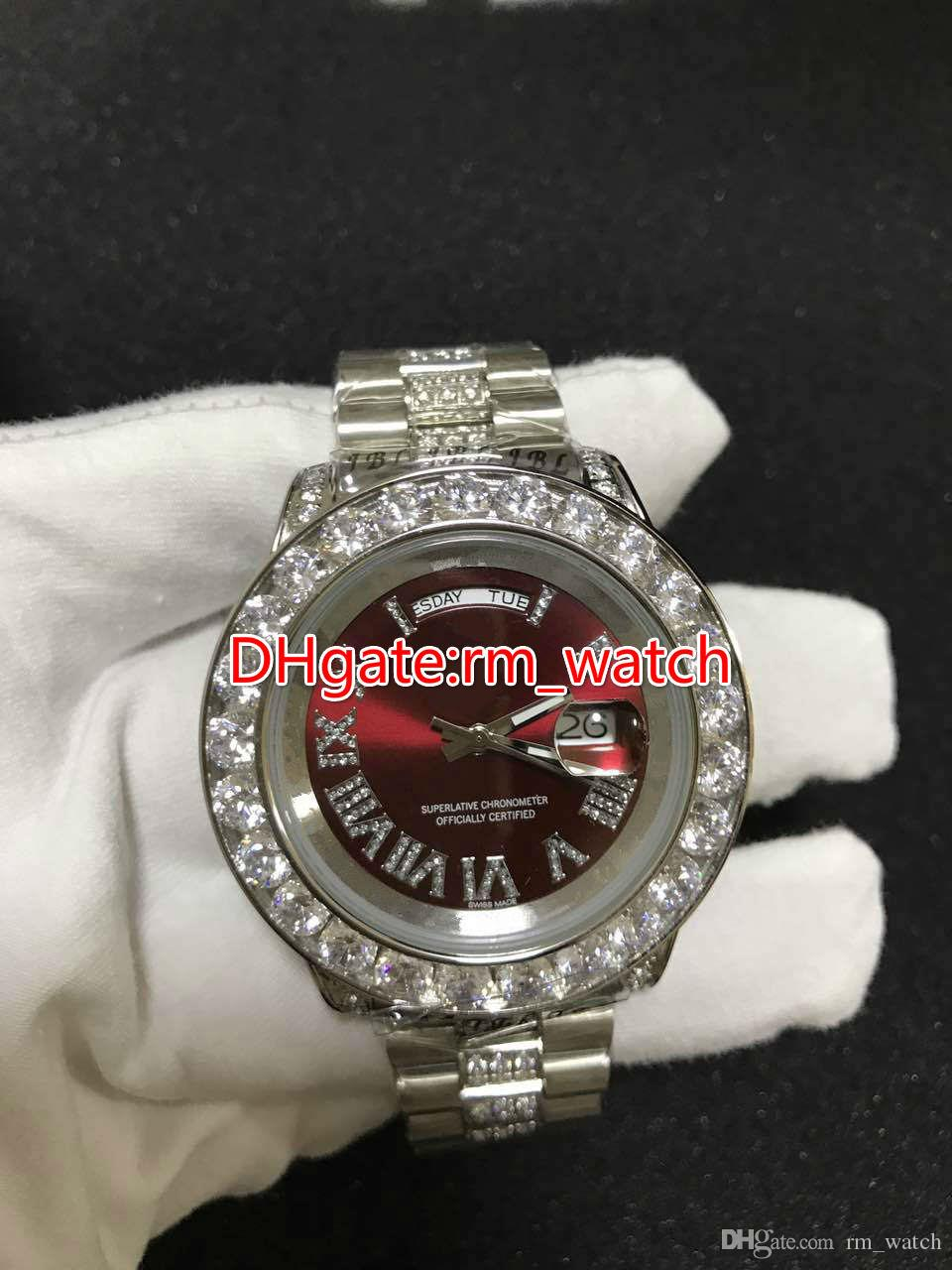 rose free gold get rt dial w wholesale on with aliexpress com watch reef shipping mens and date sport quartz big red watches buy tiger chronograph