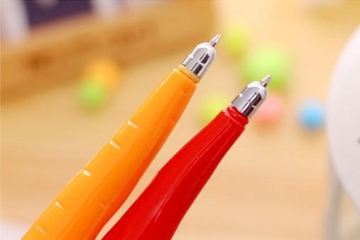 귀여운 편지지 공 포인트 펜 자기 야채 과일 편지지 사무 용품 한국어 어린이 문구 키트