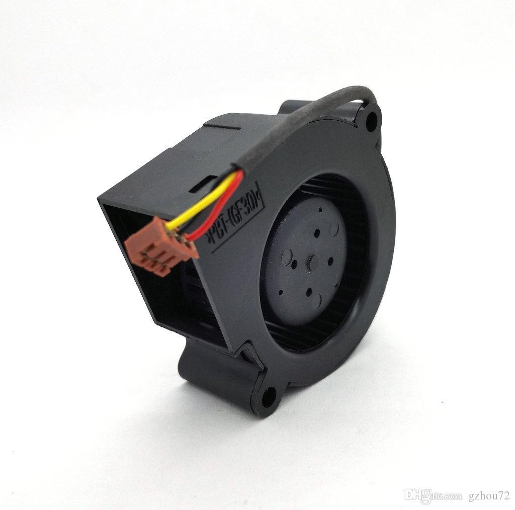 Nowy oryginalny Adda AB05012DX200300 12V 0,15A 5 CM 50 * 20mm Projektor Dmuchawy Wentylator chłodzący