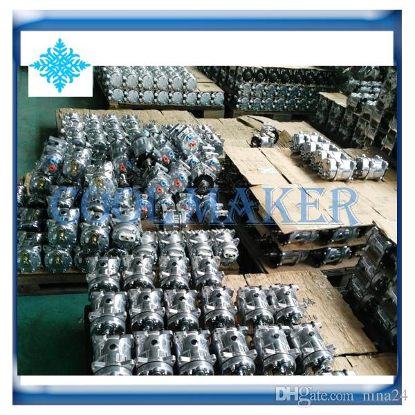 Compresor DKS17DS ac para Jeep Wrangler 3.8L 14-0307 140307 682-00599 55111412af 55111401AC