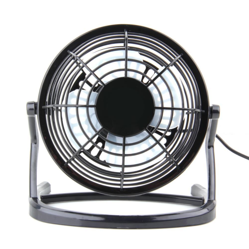 Cooling Portable Desk Mini Fan Super Mute PC USB Coolerfor Notebook Laptop Computer With key switch