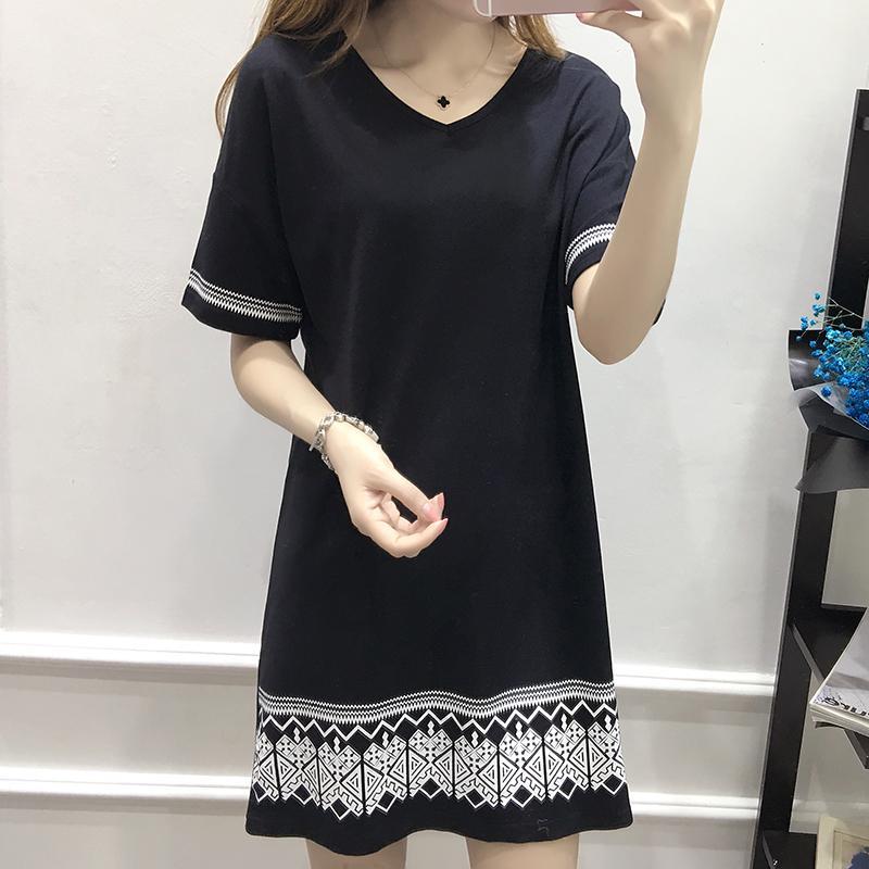 Casual Dresses For Woman 2016 New Elegant Black Dress Damen Kleider ...