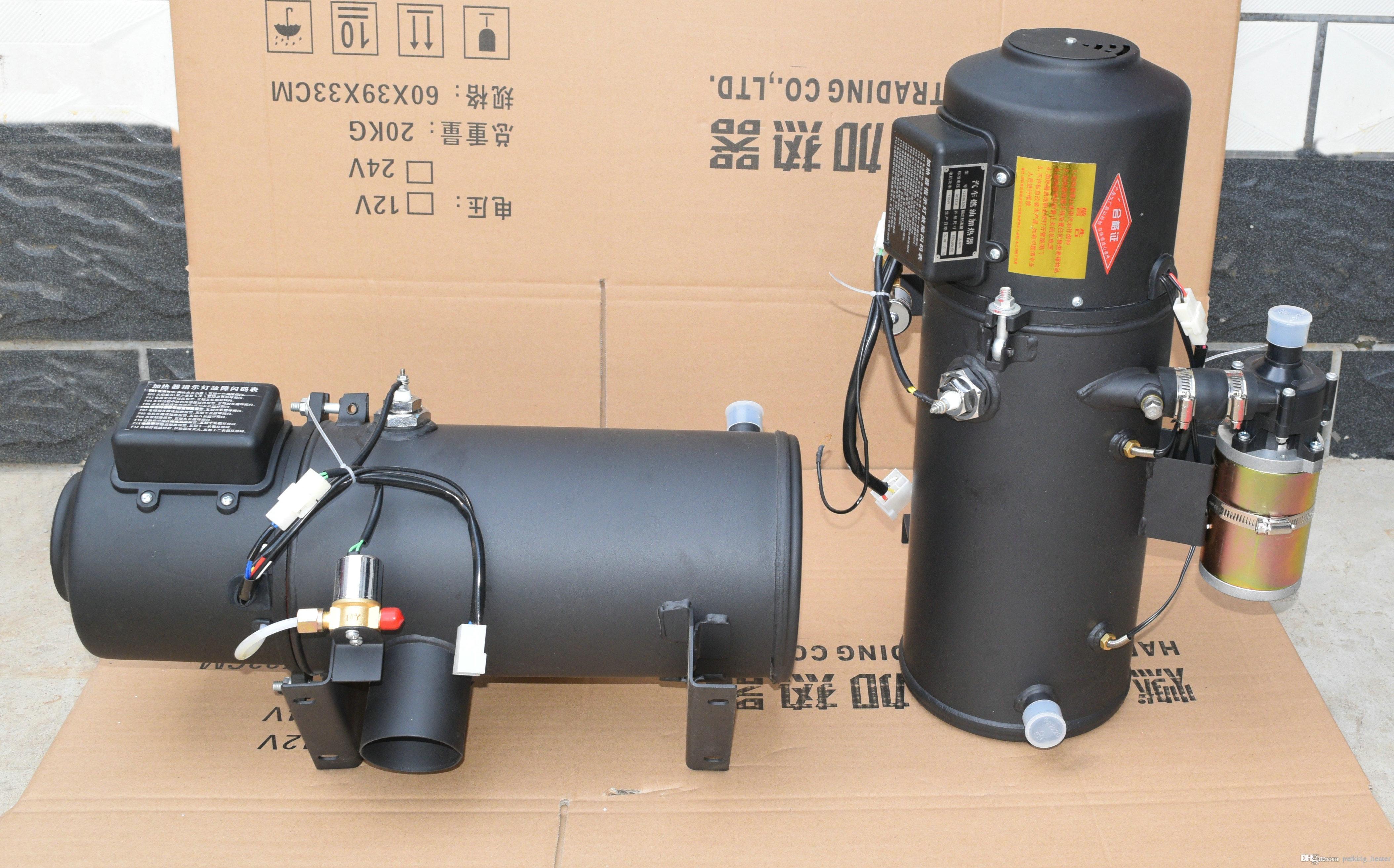 Drivworld Parking Heater 30kw 24v Diesel Water Parking
