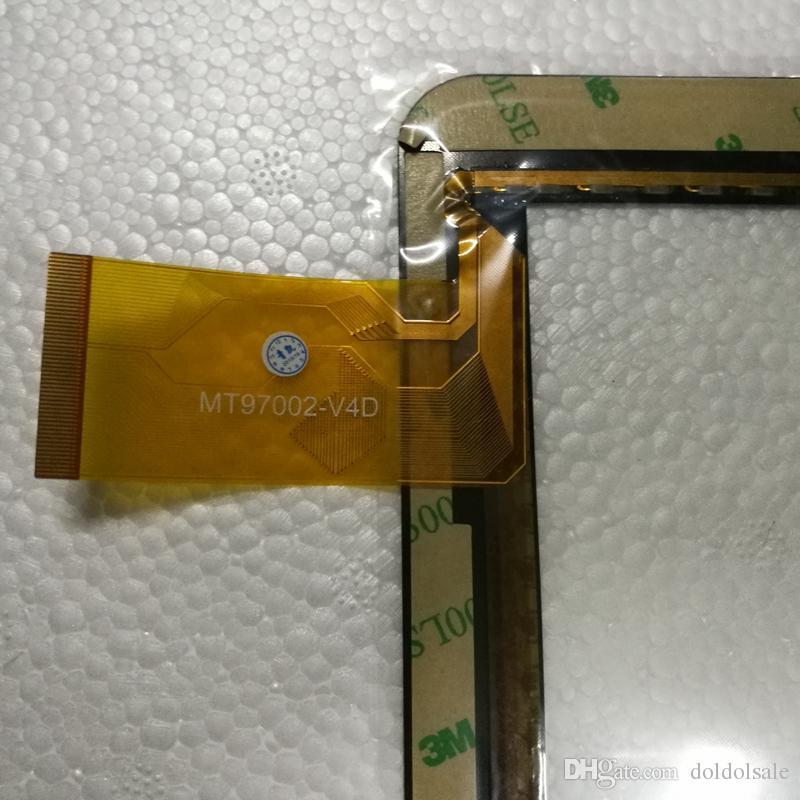 Ersatz MT97002-V4D Touch Panel Digitizer Glas 9,7