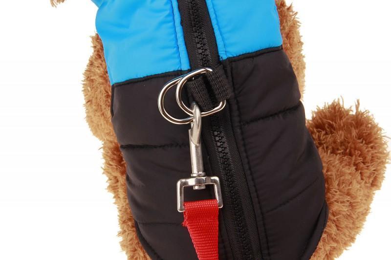 Freizeit Daunenjacken Winter Warme Hundekleidung Weste Wasserdicht Leicht Zu Reinigen Welpenbekleidung Für Outdoor 16 5hr B