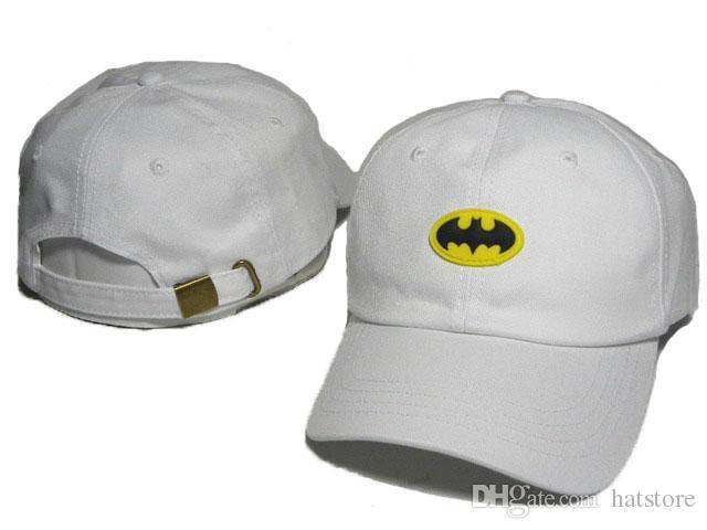 5bd4aa60738 Batman White Hip Hop Snapback Baseball Caps NY Hats Unisex Sports Marvel  Heroes Women Casquette Men Casual Headware Hunting Hat DDMY Compton Cap  Baseball ...